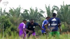 Coronavirus, in Burundi il calcio non si ferma