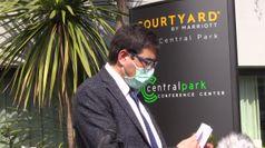 Coronavirus: hotel e kit a casa, cosi' il Lazio evita l'allerta