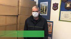 Coronavirus, mascherine Regione distribuite a Milano e provincia