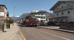 Riprendono i lavori sulle strade in Alto Adige