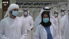 Coronavirus, a Dubai nuovo ospedale da 3mila posti letto