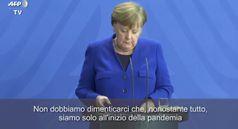 Coronavirus, Merkel: