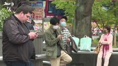 Coronavirus a Tokyo, a due settimane da stato d'emergenza: