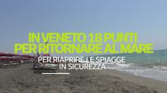 In Veneto 18 punti per ritornare al mare
