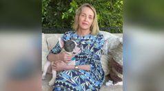 Coronavirus, Sharon Stone ringrazia la Poliambulanza di Brescia