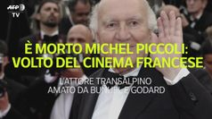 E' morto Michel Piccoli, volto del cinema francese