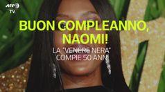Buon compleanno, Naomi!