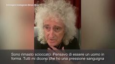 Brian May dei Queen ai fan: