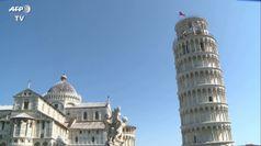Fase 2, si torna a salire sulla Torre di Pisa
