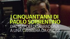 I cinquant'anni di Paolo Sorrentino