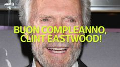 Buon compleanno Clint Eastwood