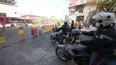 Fase due, a Napoli flash mob per chiedere spazi senza auto