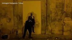 Strage Capaci, a Palermo il murale di Falcone