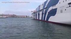 Strage Capaci, alle 17.58 sirene suonano in porto a Genova