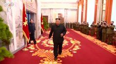 Corea del Nord, Kim Jong-Un annuncia