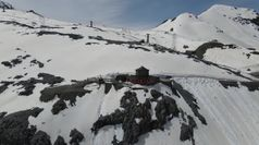 Fase 2 a 3.000 metri di quota
