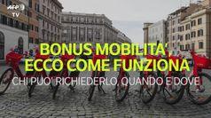 Bonus mobilita', ecco come funziona