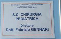 Torino, bambina nata con il cuore esterno al torace