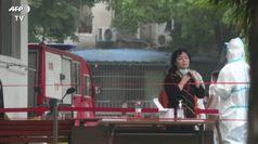 Il Parlamento cinese riapre tra tamponi e mascherine