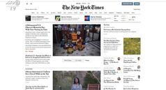Coronavirus: sul New York Times i nomi dei morti, 100 mila negli Usa