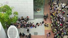 Hong Kong, tornano proteste e tensioni: oltre 150 arresti