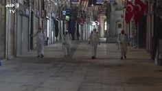 Coronavirus, sanificato il Gran Bazar di Istanbul