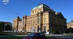 Teatro Nazionale di Zagabria riapre con concerto di gala dopo lockdown