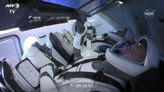 SpaceX, missione rinviata: la notizia agli astronauti