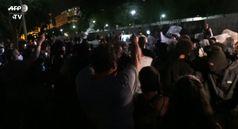 George Floyd, protesta davanti la Casa Bianca: scontri con la polizia