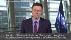 Coronavirus, Dombrovskis: