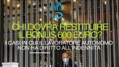 Chi dovra' restituire il Bonus 600 euro?