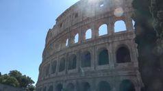 Dopo 84 giorni riapre il Colosseo, romani: torniamo a casa