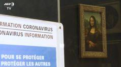 A Parigi e' tutto pronto per la riapertura del Louvre