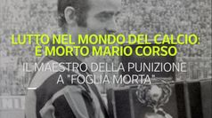 Lutto nel mondo del calcio: e' morto Mario Corso