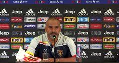 Juventus-Lecce, Liverani: