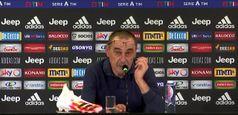 Juventus-Lecce, Sarri: