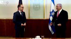 Germania avvisa Israele, annessioni sono illegali