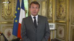 La tentazione di Macron: dimissioni e rielezione