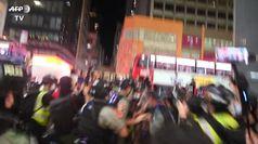 HongKong: migliaia in strada per il primo anniversario delle proteste