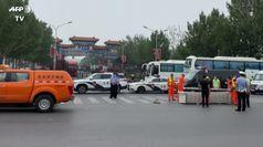 Coronavirus, nuovo focolaio in un mercato di quartiere a sud di Pechino