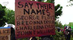 Black Lives Matter, a Seattle la lunga