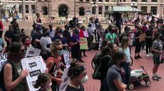 Black Lives Matter, Minneapolis non dimentica George Floyd