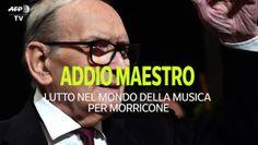 Addio Morricone, quando la musica e' cinema