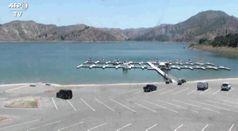 Naya Rivera, la polizia diffonde il video del suo arrivo al lago Piru