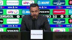 Sassuolo-Juventus, De Zerbi: