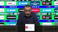 Sassuolo-Juventus, Sarri:
