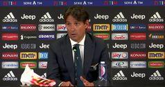Juve-Lazio, Inzaghi: