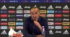 Juve-Lazio, Sarri:
