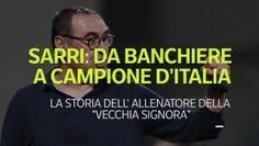 Maurizio Sarri: Da banchiere a campione d'Italia