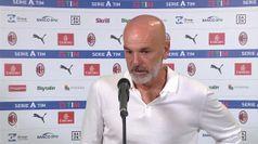 Milan-Atalanta, Pioli: